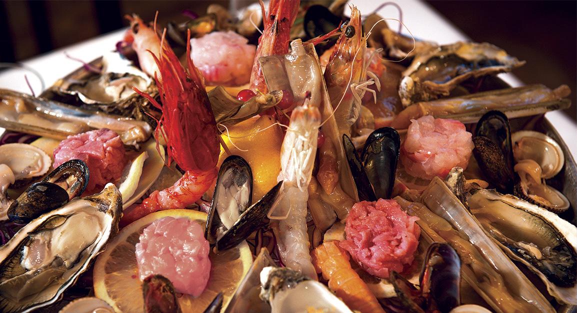 ristorante il tegolo livorno pesce fresco cruditè menu tegolo