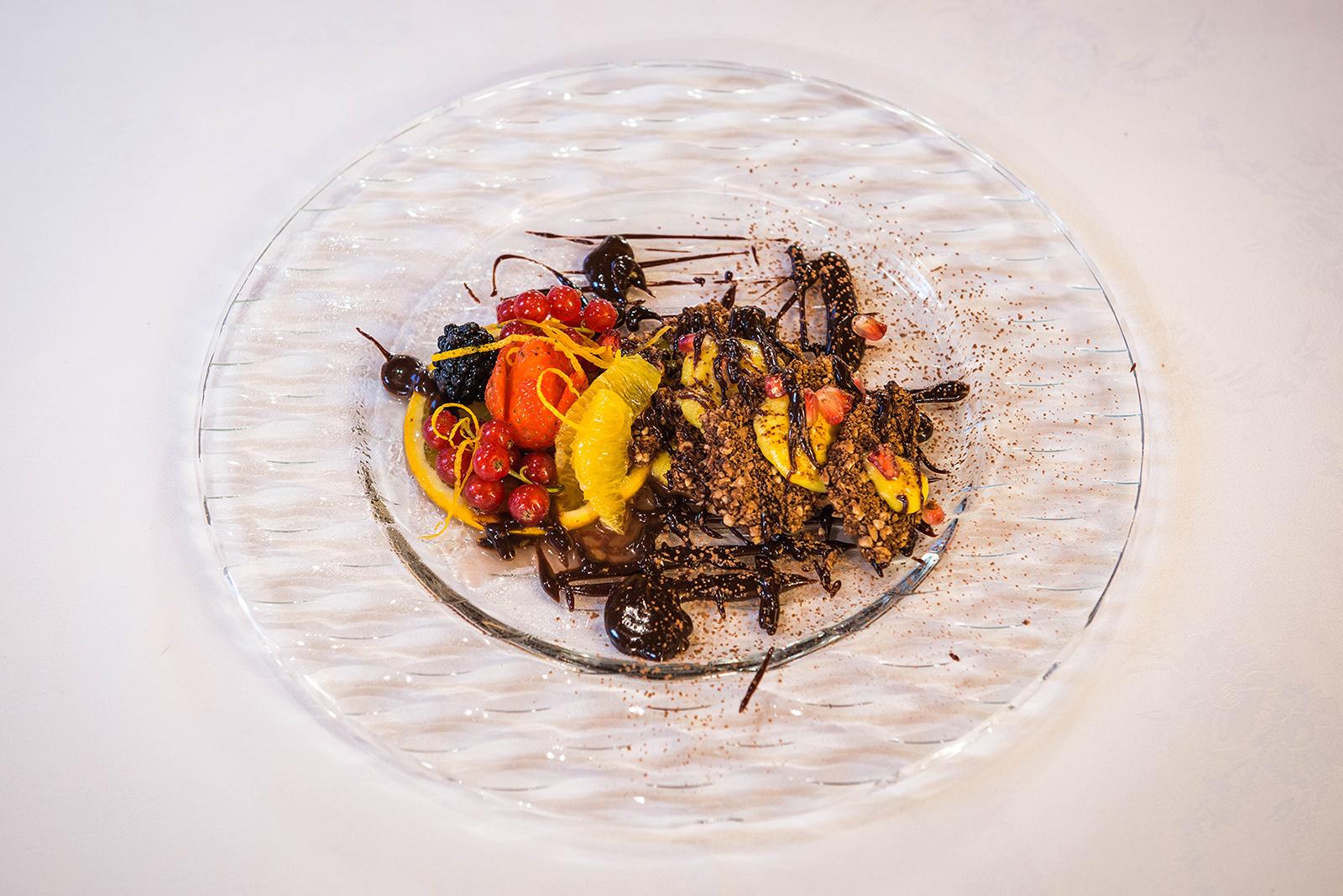 dolce Il Tegolo livorno degustazione villa raiano