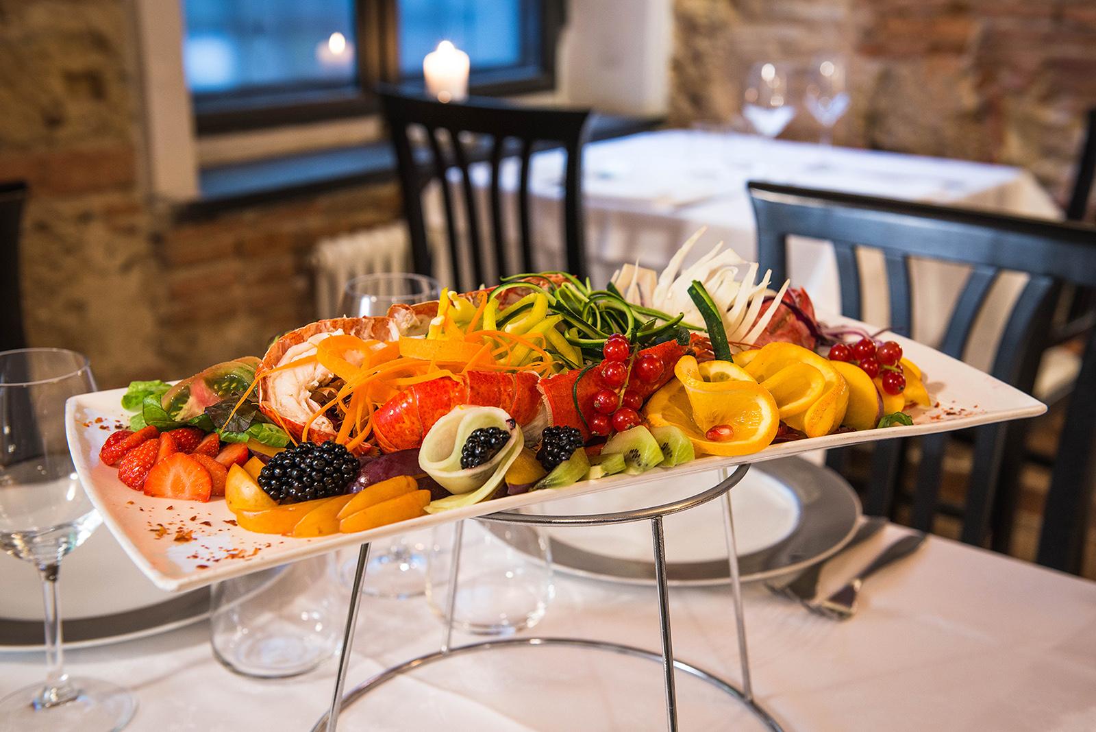 menu tegolo astice frutta verdura pesce fresco ristorante livorno menu capodanno